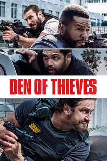 Den of Thieves - HD (ITunes)