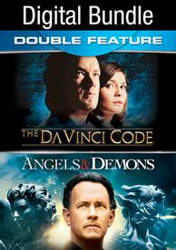 Da Vinci Code / Angels and Demons Double Feature HD (MA/Vudu)