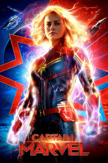 Captain Marvel - HD (MA/VUDU)