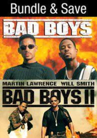 Bad Boys 1 / Bad Boys 2 HD4K