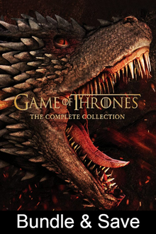 Game of Thrones: Season 1-8 - HD (Google Play)