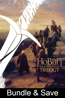 The Hobbit Trilogy: Extended and Theatrical Edition - 4K (MA/VUDU)