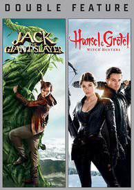 Hansel & Gretel Witch Hunters & Jack the Giant Slayer Combo SD