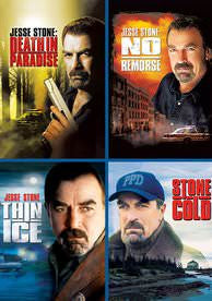 4-Film Feature: Jesse Stone Vol 1 SD