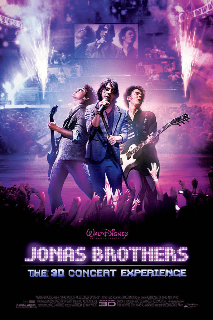 Jonas Brothers The Concert Experience (XML)