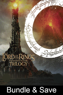 Lord of the Rings: Extended and Theatrical Trilogy - 4K (MA/Vudu)