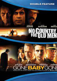 No Country for Old Men / Gone Baby Gone Combo HD (Vudu)