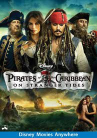 Pirates of the Caribbean: On Stranger Tides (XML)