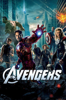 The Avengers HD - (Google Play)