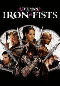 Man with the Iron Fists UVHD