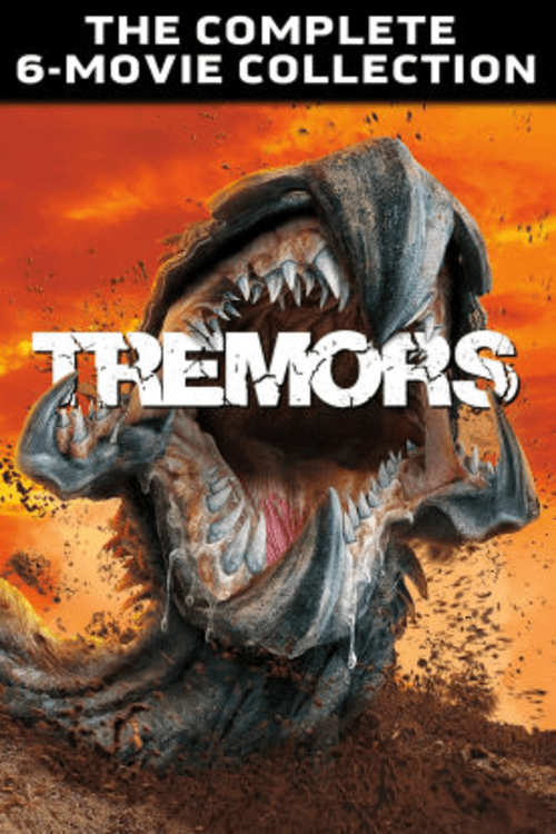 Tremors 6-Film Collection HD (MA/Vudu)