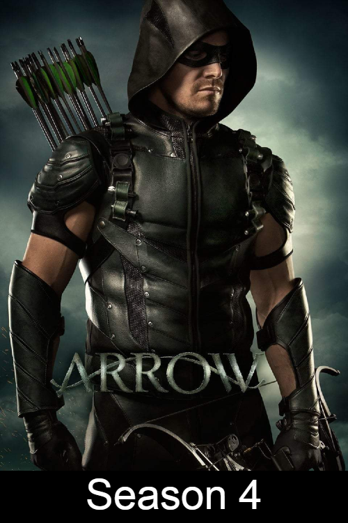 Arrow: Season 4 - HD (VUDU)