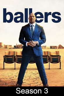 Ballers: Season 3 - HD (ITunes)