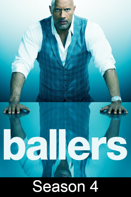 Ballers: Season 4 - HD (ITunes)