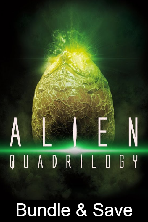 Alien Quadrilogy - SD (MA/Vudu)