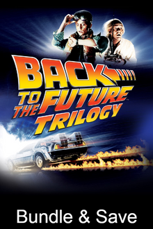 Back to the Future Trilogy 4K (MA/Vudu)