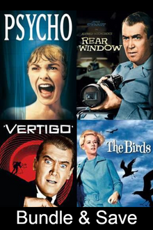Alfred Hitchcock Collection - 4K (MA/Vudu)