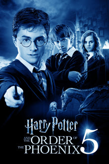 Harry Potter and the Order of the Phoenix - HD (MA/Vudu)