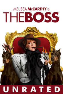 The Boss (Unrated) - HD (ITunes)