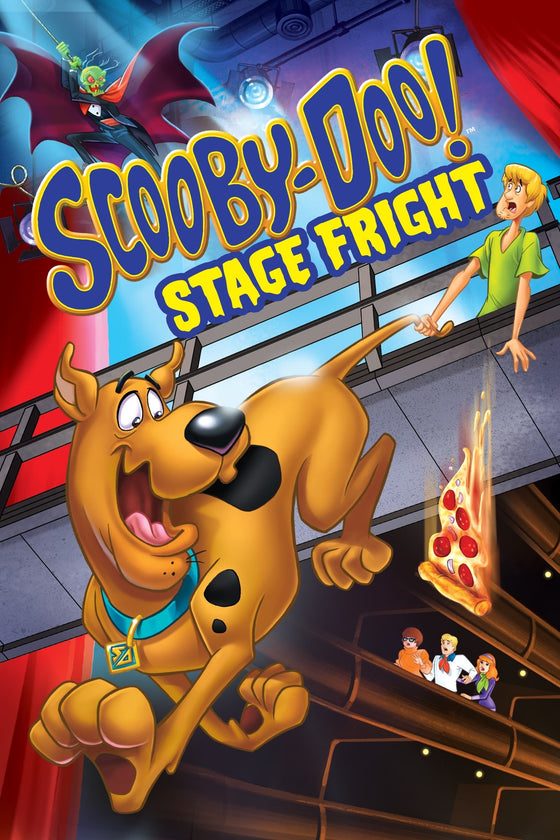 Scooby-Doo! Stage Fright - HD (MA/Vudu)
