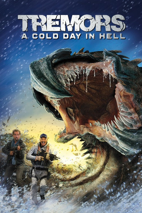 Tremors 6: A Cold Day in Hell HD (MA/Vudu)