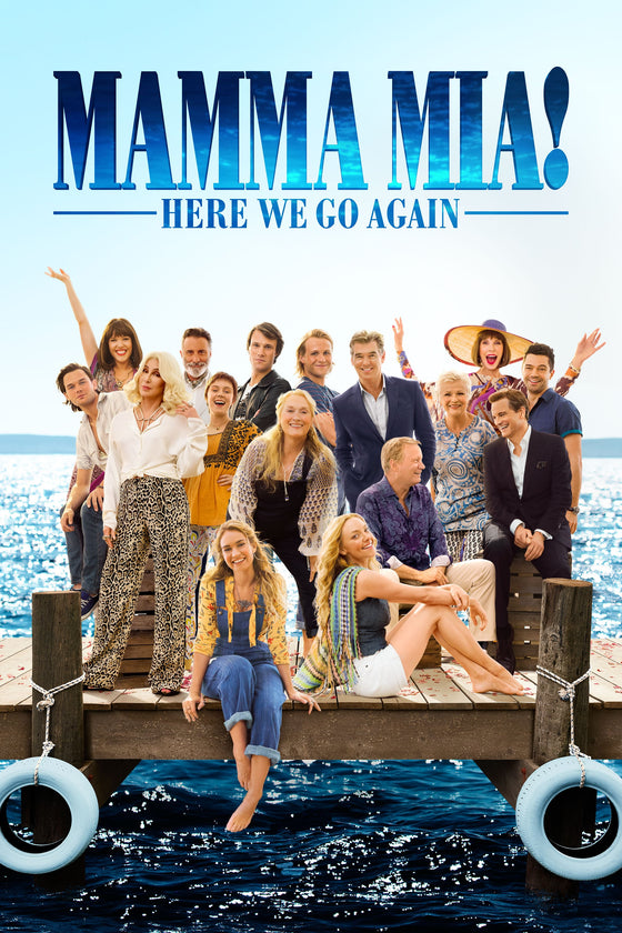 Mamma Mia: Here We Go Again! - HD (MA/Vudu)
