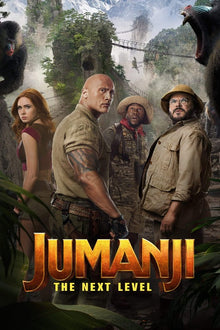 Jumanji: The Next Level - 4K (MA/VUDU)