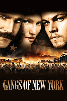 Gangs of New York - HD (Vudu/iTunes)
