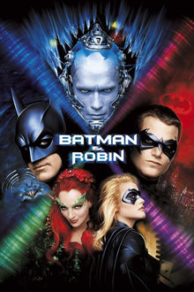 Batman and Robin - 4K (MA/Vudu)