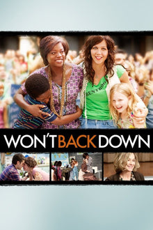 Won't Back Down HD (MA/Vudu)