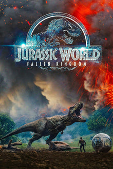 Jurassic World: Fallen Kingdom - HD (MA/Vudu)
