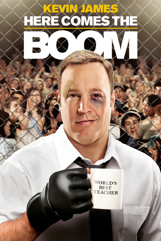 Here Comes The Boom - SD (MA/Vudu)