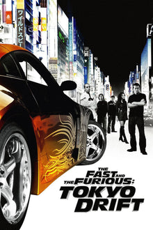 Fast and the Furious: Tokyo Drift - 4K (iTunes)