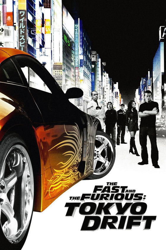 Fast and the Furious: Tokyo Drift - HD (Vudu)