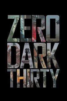 Zero Dark Thirty HD (MA/Vudu)
