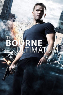 Bourne Ultimatum - 4K (Vudu)
