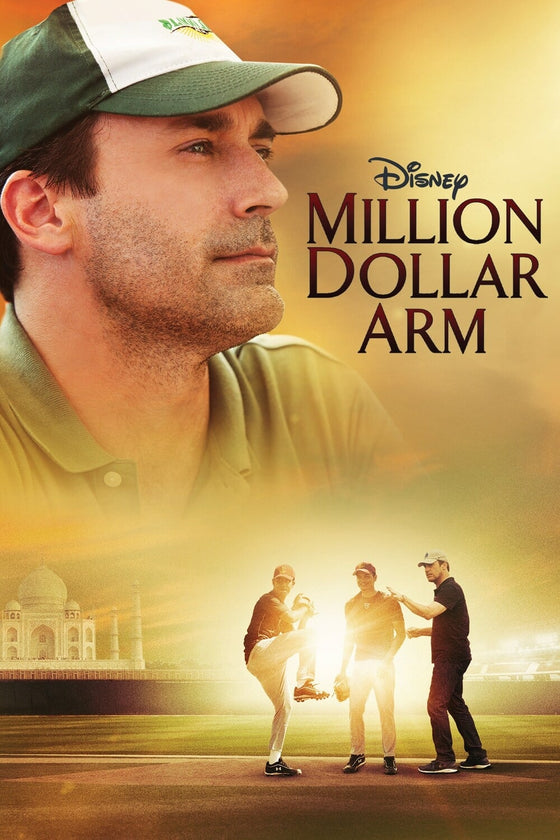 Million Dollar Arm - HD (Google Play)