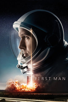 First Man - HD (MA/Vudu)