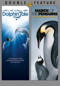 Dolphin Tale/March of the Penguins UVHD