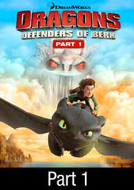 Dragons: Defenders of the Berk: Season 1 UVSD