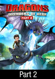 Dragons: Defenders of Berk Part 2 SD