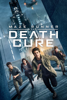 Maze Runner: The Death Cure - HD (MA/Vudu)