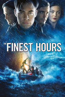 Finest Hours - HD (MA/Vudu)