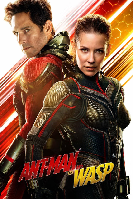 Ant-man and the Wasp HD - (Google Play)