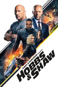 Fast and Furious Presents: Hobbs and Shaw - HD (MA/Vudu)