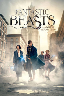 Fantastic Beasts and Where to Find Them - 4K (MA/Vudu)