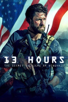 13 Hours: The Secret Soldiers of Benghazi - 4K (iTunes)
