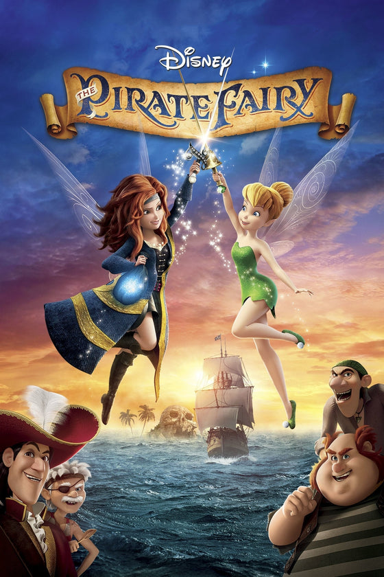 Pirate Fairy - HD (MA/VUDU)