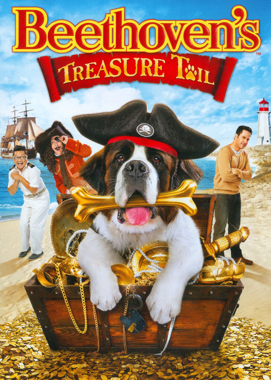 Beethoven's Treasure Tail - HD (I-Tunes)