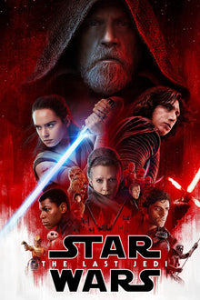 Star Wars: The Last Jedi HD (MA/VUDU)
